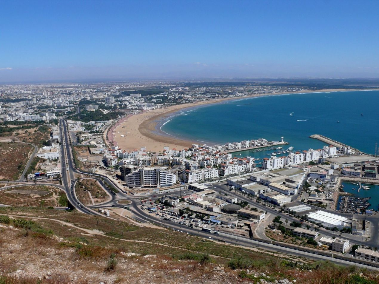 Baie Agadir