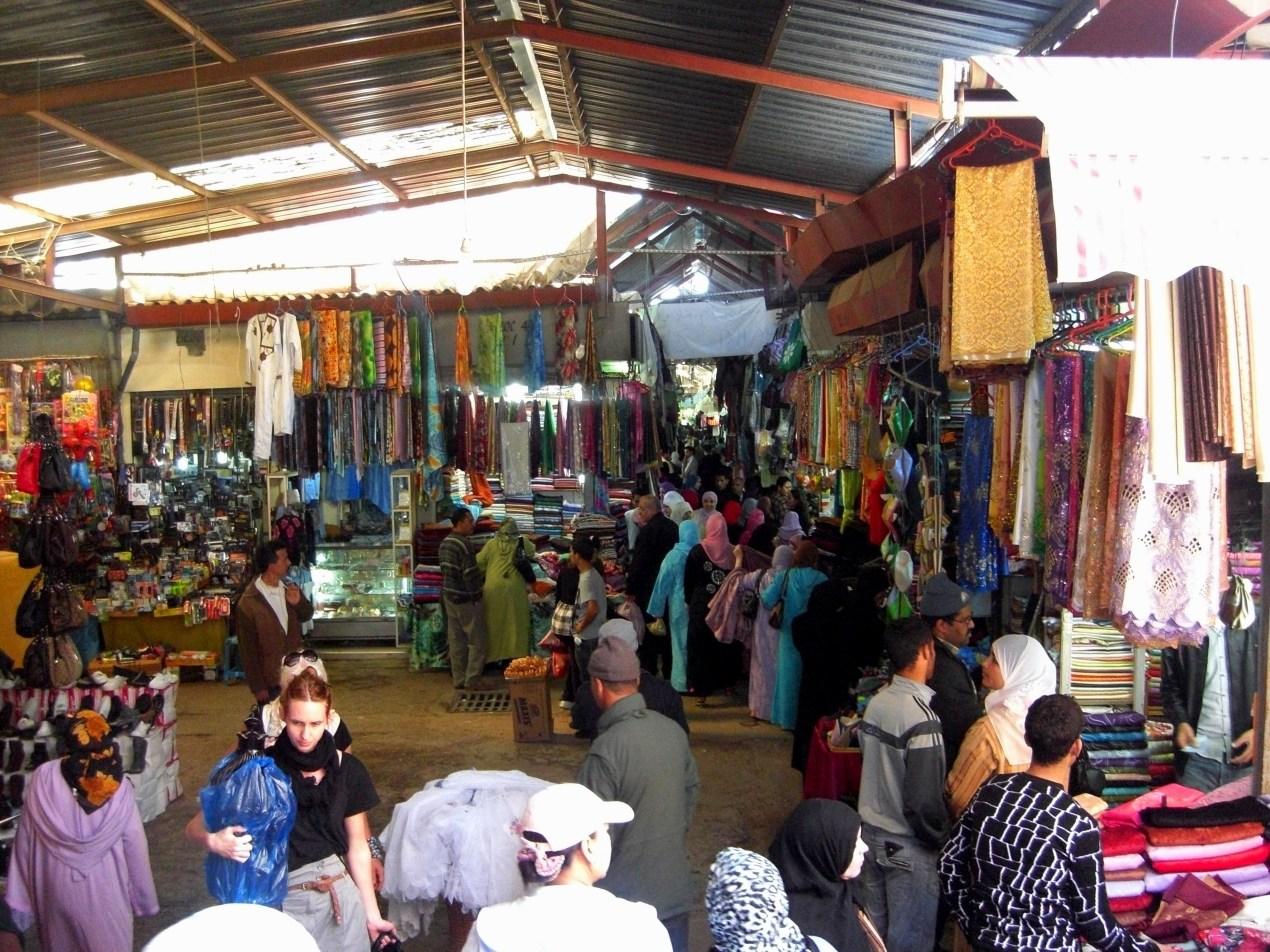 Agadir souk 1