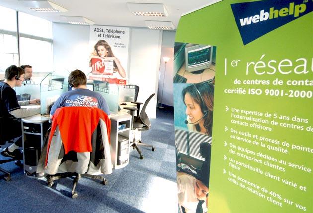 agadir   webhelp recrute des conseillers clients