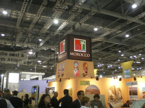 Le maroc au world travel market de londres agadir blog par michel terrier - Office du tourisme de londres ...