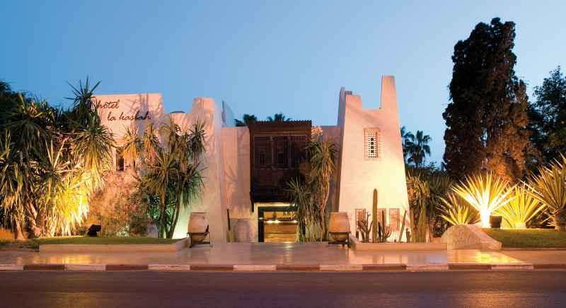 Kasbah Hotel Agadir L'hôtel la Kasbah