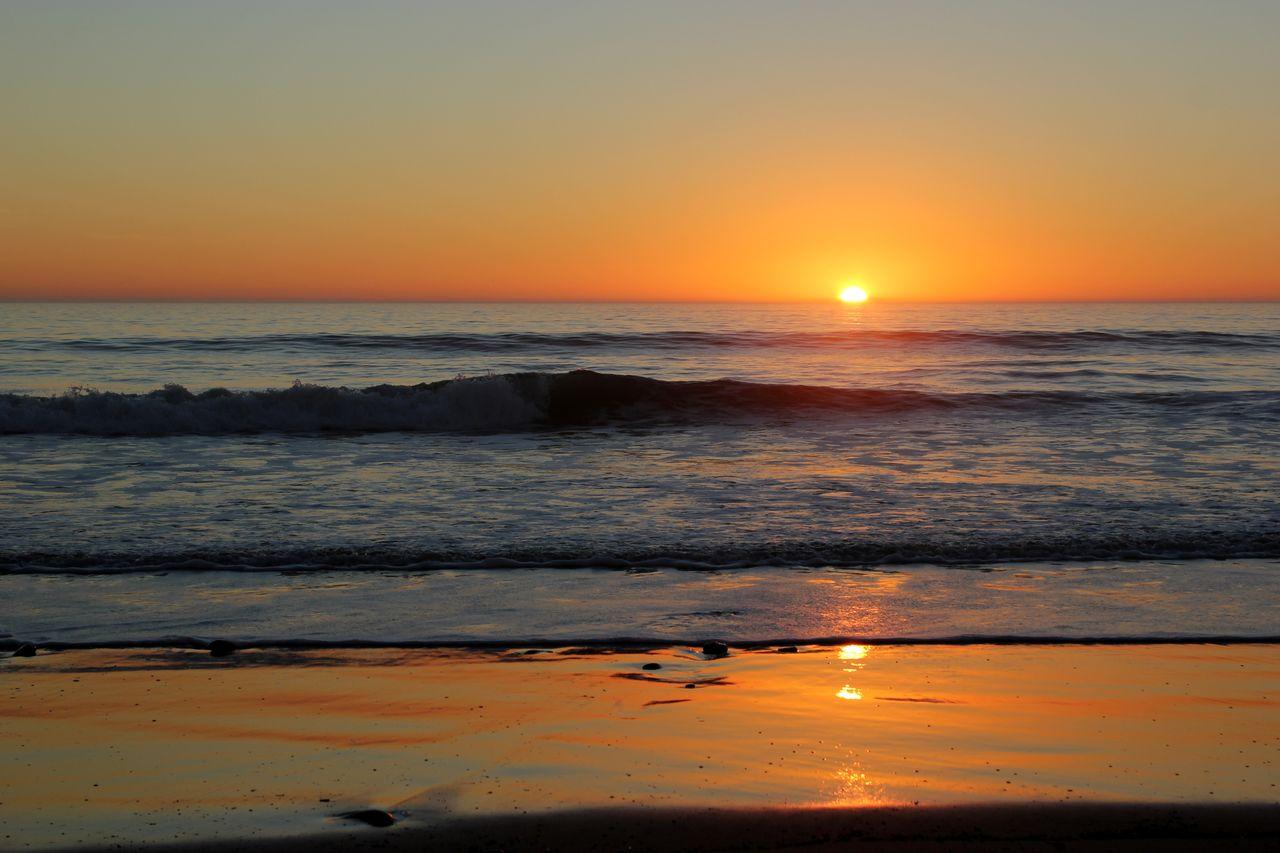 le coucher du soleil sur la plage d aghroud agadir blog par michel terrier. Black Bedroom Furniture Sets. Home Design Ideas