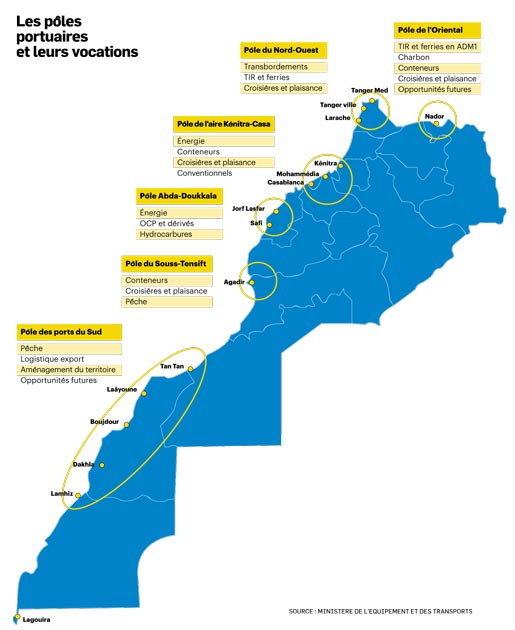 maroc-transport