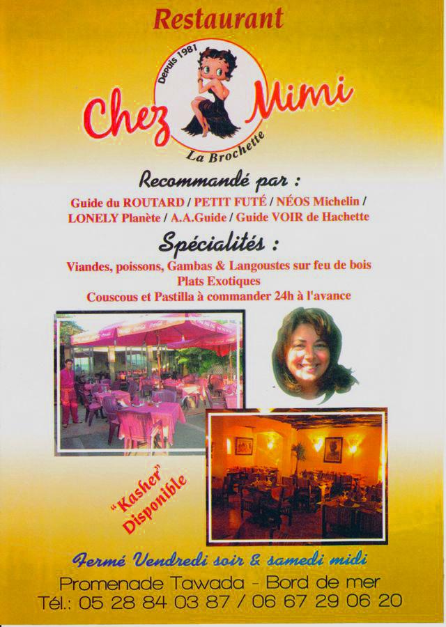 Mimi la Brochette