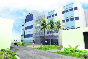 Au niveau de l'ENCG Agadir, c'est un business center qui vient d'être achevé. Il abritera à terme une salle des marchés, connectée  à la Bourse de Casablanca.