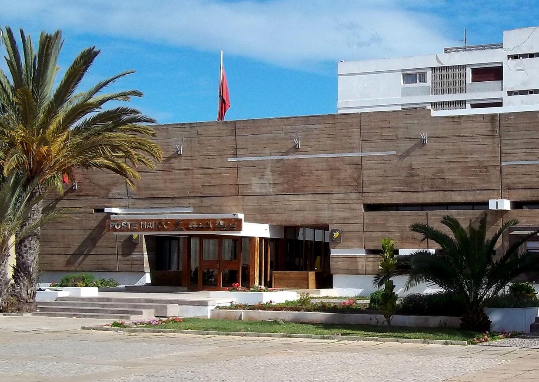 La Poste - Architecte : ZEVACO