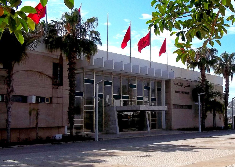 L'Hôtel de Ville - Architecte : DUHON