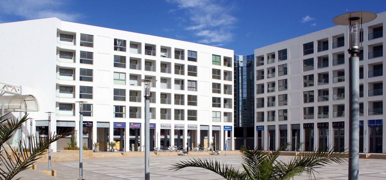 Les Résidences Talborjt - Architectes : LE TIXERANT - BOUAIDA