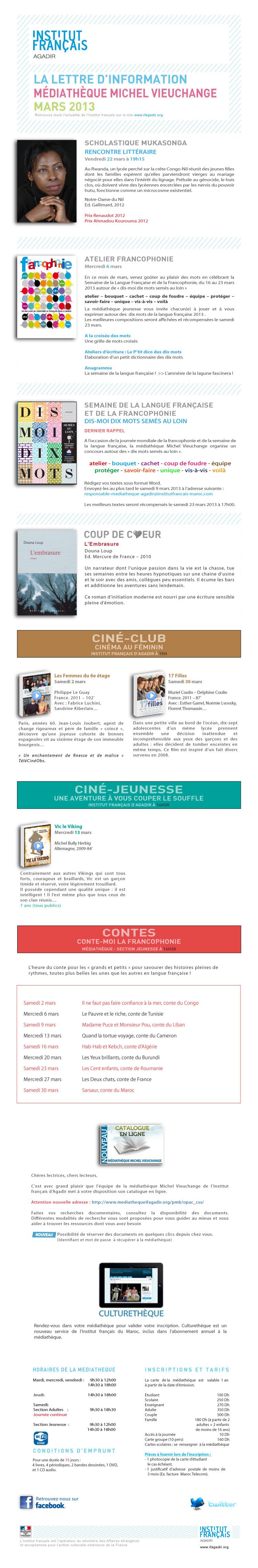 Newsletter-mars-2013