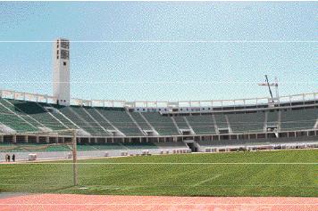 Un investissement de 1,2 milliard de DH, une superficie globale de 45 ha, 45.000 places, 5.000 places de parking, sont quelques chiffres du complexe sportif d'Agadir
