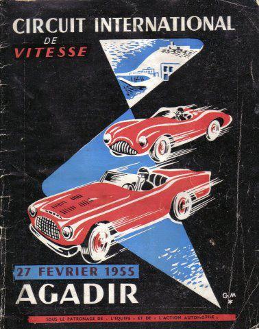 0 - Affiche 1955