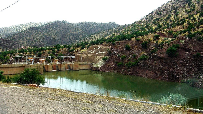 Barrage de Dkhila