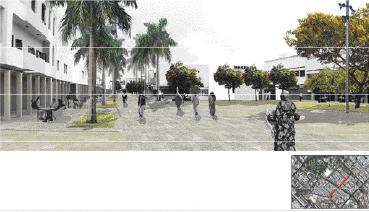 La première tranche absorbera un budget de 13 millions de DH. Il est question d'investir dans le revêtement de la voirie, le jardinage, l'irrigation, l'éclairage et le mobilier urbain de l'axe avenue Moulay Abdellah/Président Kennedy