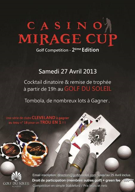 Casino Mirage Cup