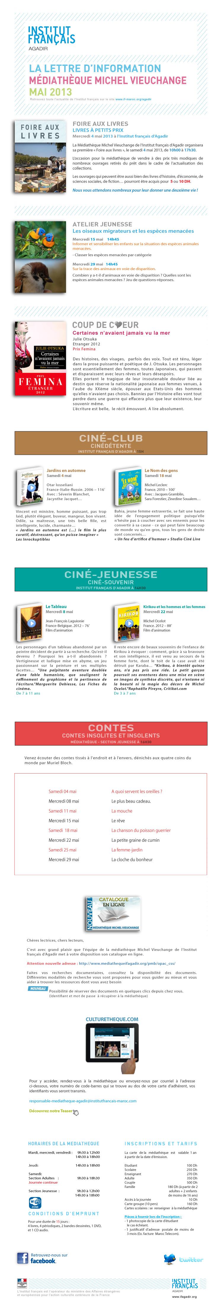 Newsletter-mai-2013