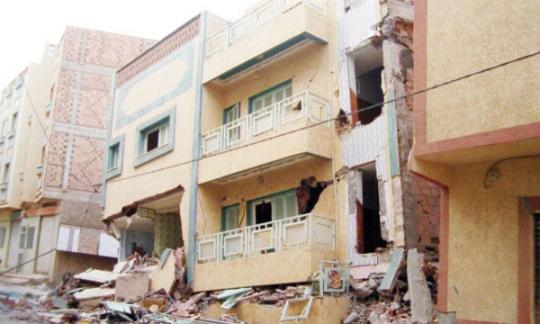 La catastrophe naturelle d'Al Hoceima a confirmé que la construction traditionnelle est la plus vulnérable aux tremblements de terre.