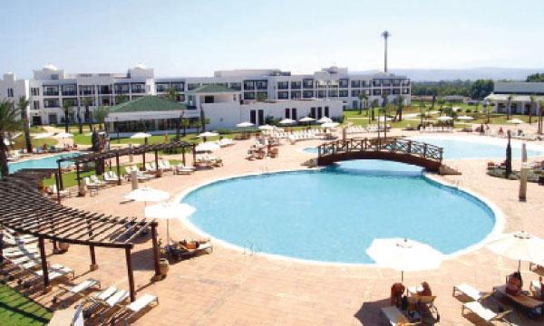 À Saïdia, tous les hôtels classés, soit 3 500 lits, sont complets du 12 août au 8 septembre.