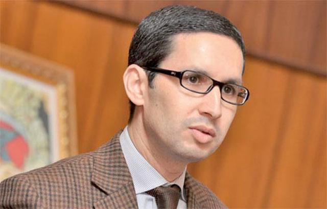 Abdelâdim El Guerrouj, ministre délégué auprès du chef du Gouvernement, chargé de la Fonction publique et de la Modernisation de l'administration