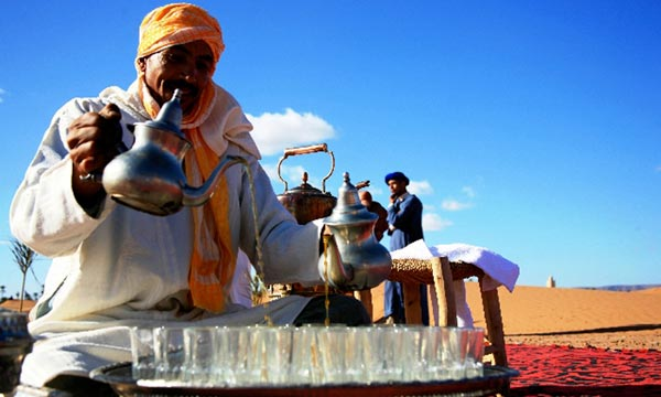 Rien ne pourrait concurrencer l'hospitalité des Marocains.