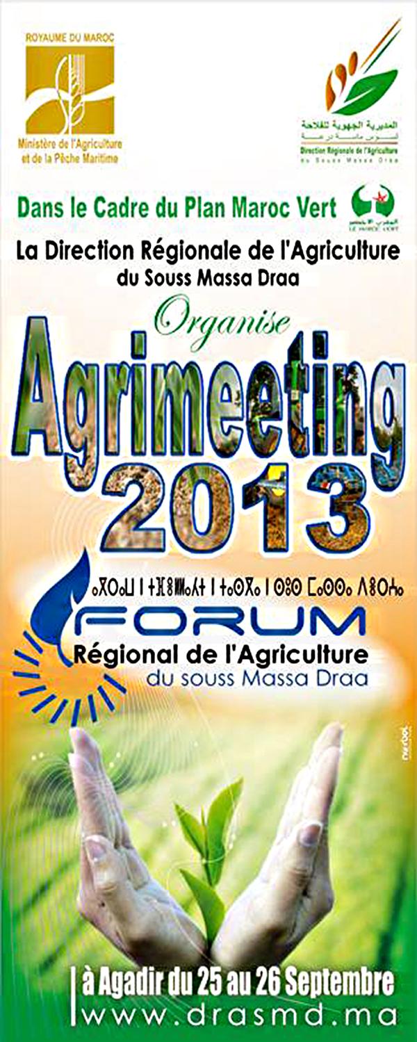 Agrimeeting 2013