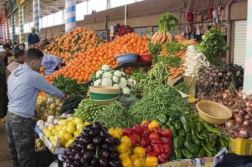 En septembre, les prix ont augmenté de 2,6% pour les légumes./DR