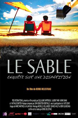 Le sable, enjeu d'une bataille économique féroce, au risque de conséquences écologiques désastreuses... Sable
