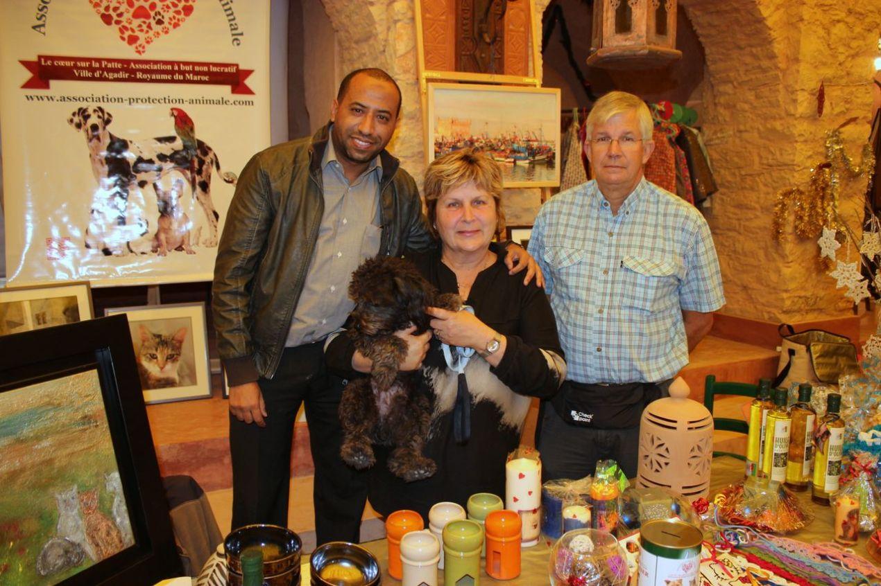 """""""Le Coeur sur la Patte"""", la première association de protection animale du Souss"""