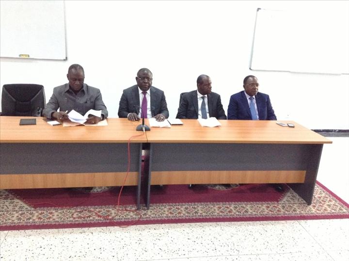 le ministre Cissé Bacongo rencontre les étudiants ivoiriens vivant à Agadir