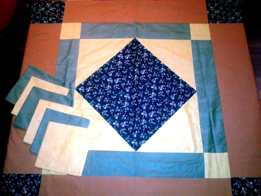 nappe 2 +serviettes
