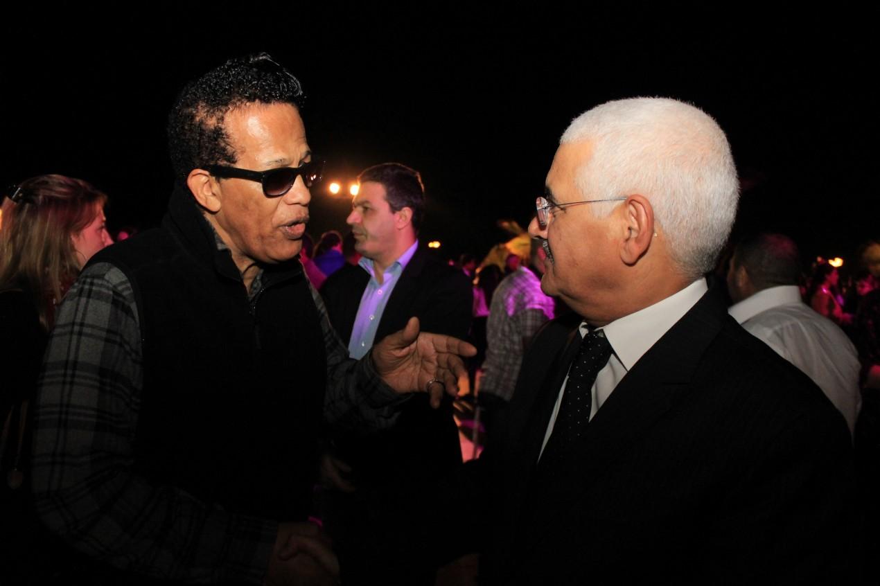Vigon et M. le Wali d'Agadir