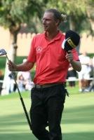 L'Allemand Marcel Siem est le vainqueur de la précédente édition du Trophée Hassan II de golf. /DR