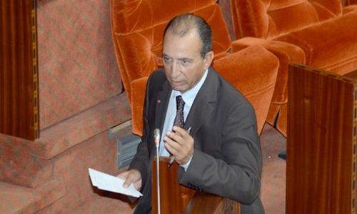 Le ministre de l'Intérieur, Mohamed Hassad. /DR