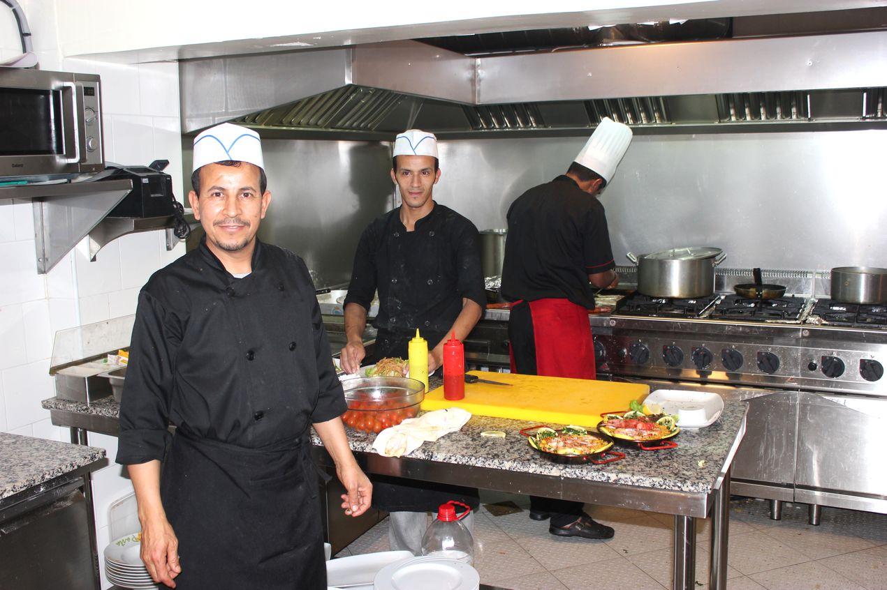 Préparation du poisson : grillade plancha et friture