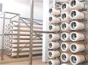 Dotée d'une technologie de pointe, la nouvelle station de dessalement a un débit de 100 litres/seconde et peut atteindre 150 litres/seconde, indique l'ONEE