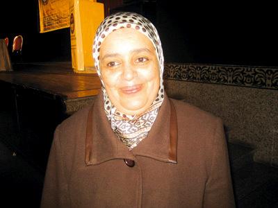 Khadija Rajy