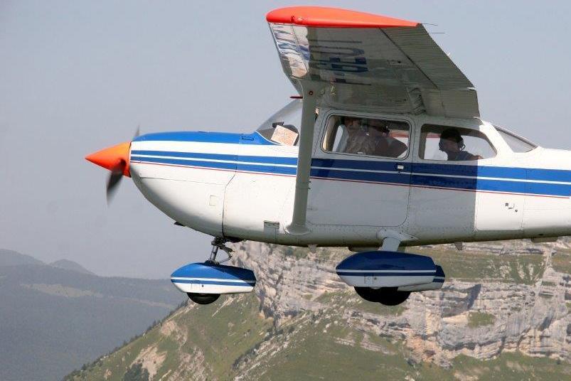 Avion montagne