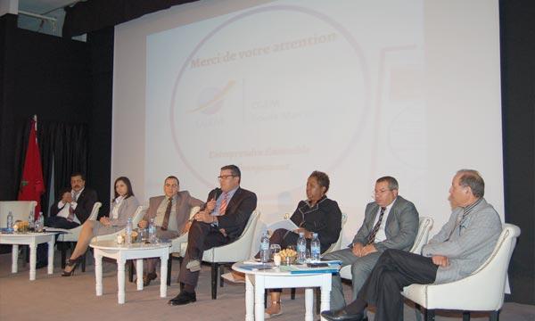 «Nous devons absolument profiter de cette occasion pour créer encore plus de richesses et nous positionner en tant que précurseur», a fait observer Yassine Ghanmouni, lors de l'AG ordinaire de la CGEM-SMD. Ph : MAP