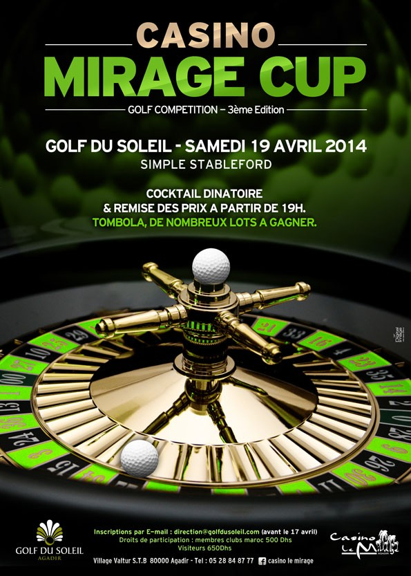 casino mirage cup 2014