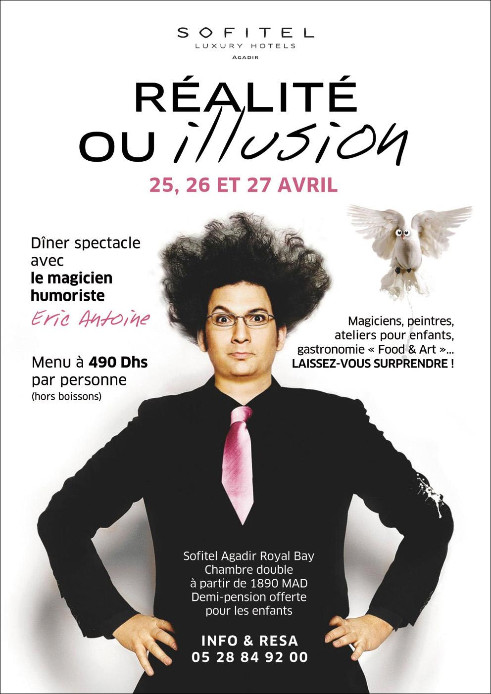 weekend de l'illusion