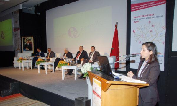Les travaux de cette rencontre se sont articulés autour d'une série de sujets visant l'amélioration des conditions du développement de l'entreprise féminine.