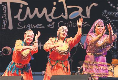 Au-delà du côté festif de la manifestation, il y a l'idée centrale de désenclaver la musique amazighe et de l'exporter à travers le monde.