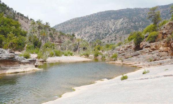 La pression sur les ressources en eau douce (ici dans la région d'Agadir) se fait de plus en plus ressentir. L'IPEMED, think tank euro-méditerranéen, prône une nouvelle gouvernance et une gestion innovante. Ph. DR