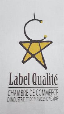 Le label Qualité est un moyen de lutter contre la concurrence déloyale et le marché informel.