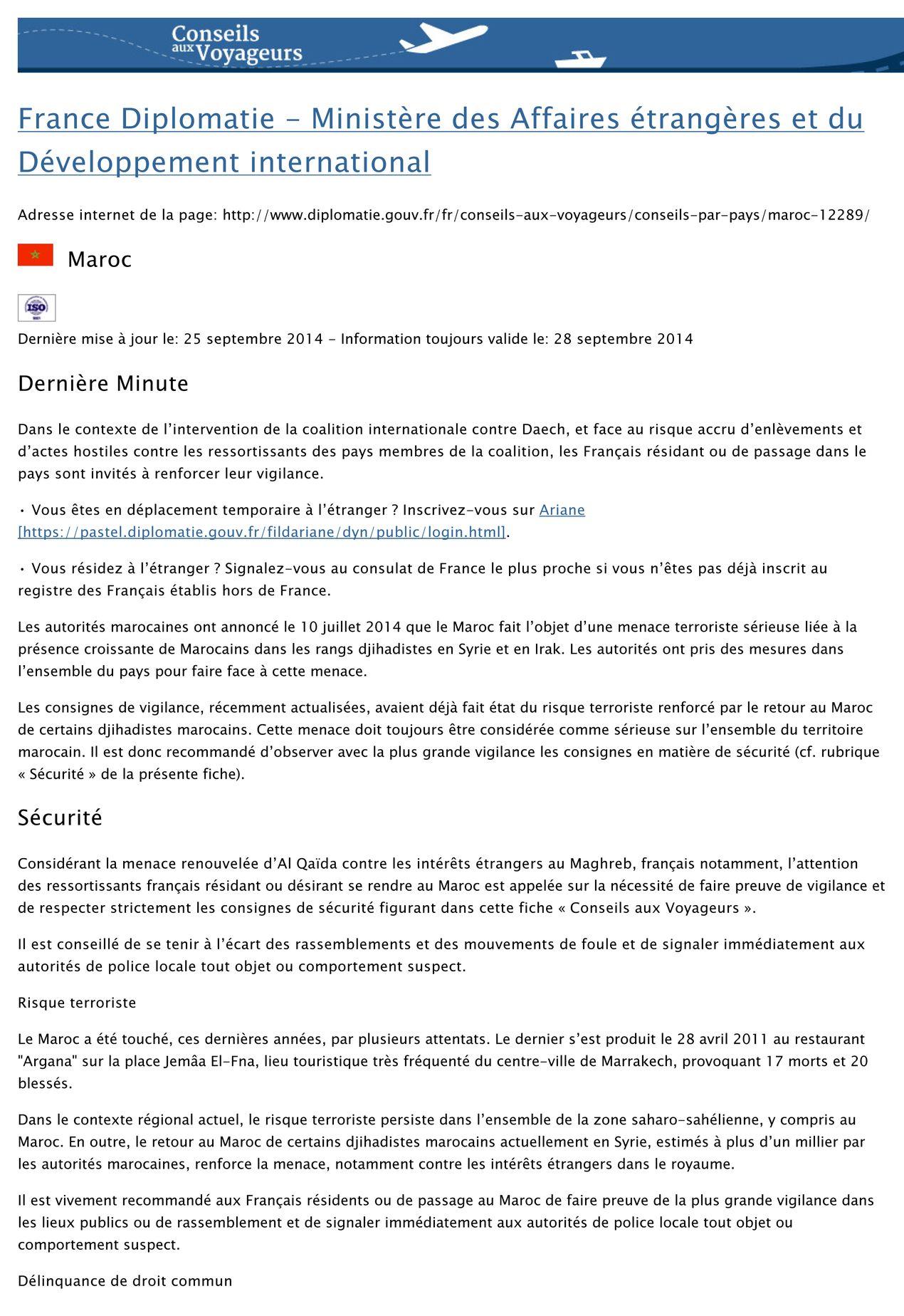 Maroc - France-Diplomatie - Ministère des Affaires étrangères et du Développement international-1
