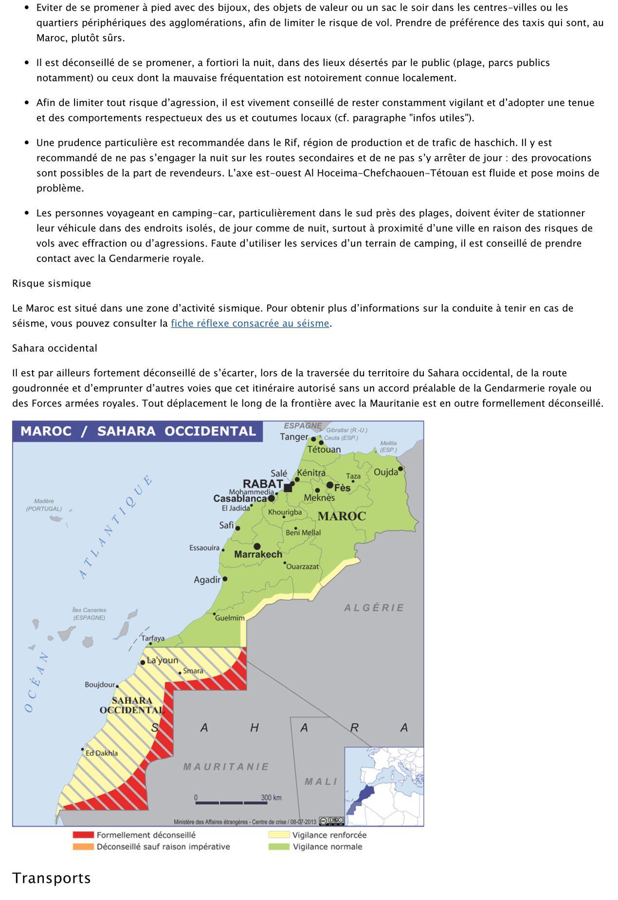 Maroc - France-Diplomatie - Ministère des Affaires étrangères et du Développement international-2