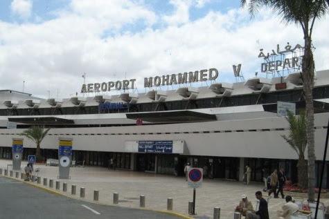 Aéroport Mohammed V de Casablanca