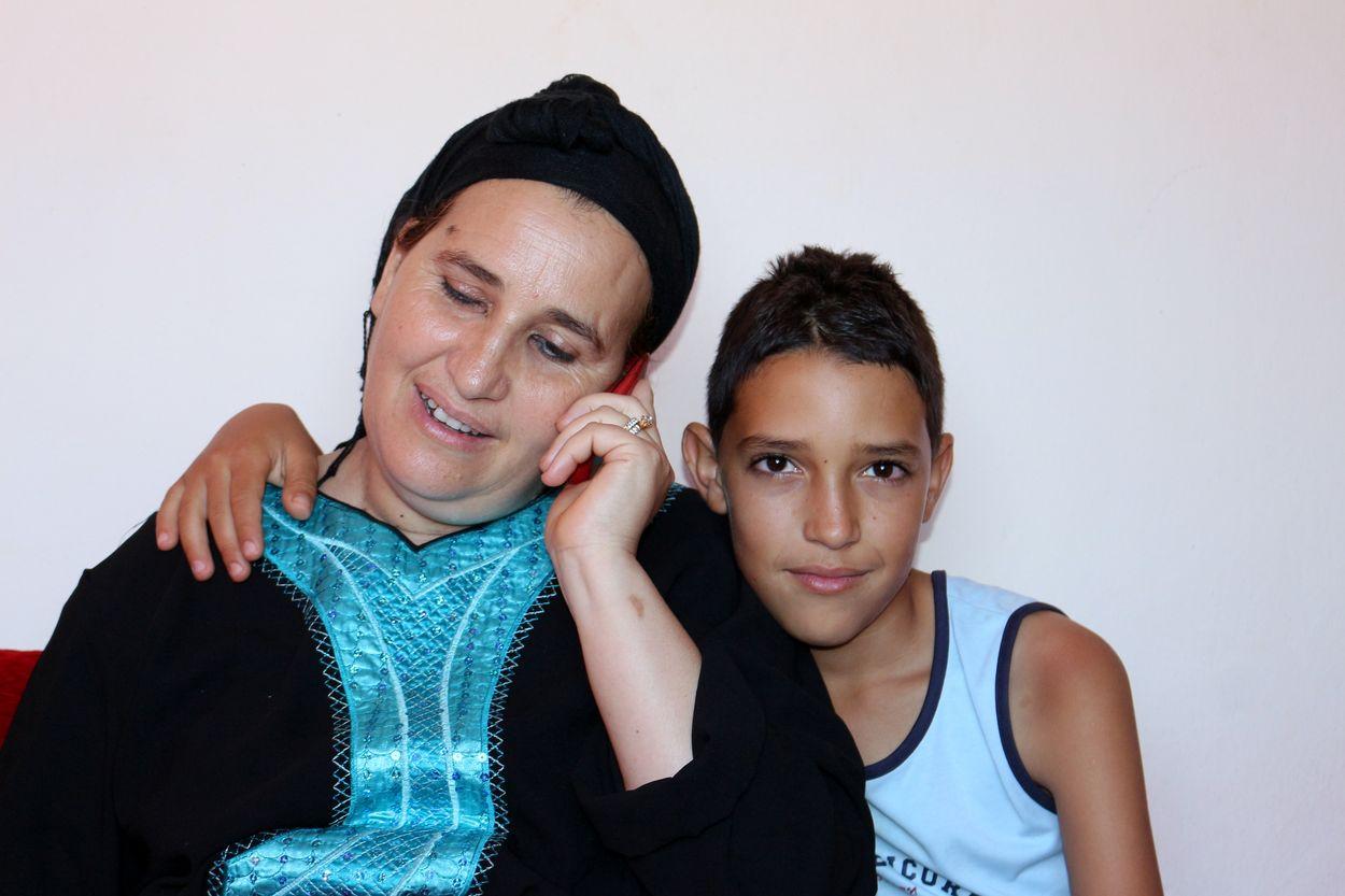Saadia et Achraf