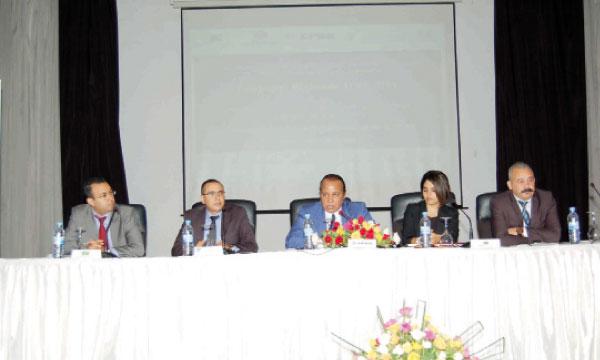 La rencontre a été dédiée aux entreprises soucieuses de l'émergence socio-économique de leur région.Ph. Aberbri