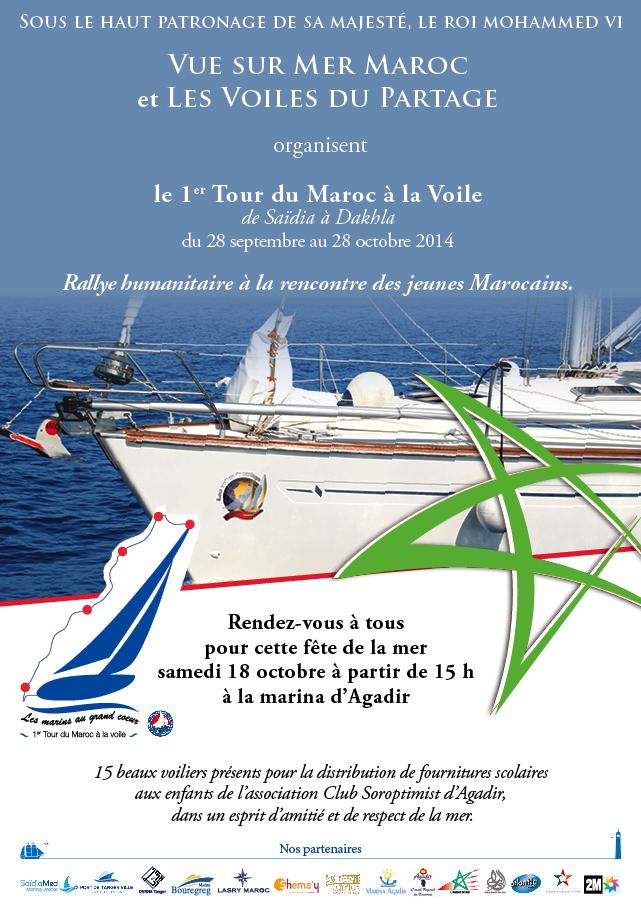 TourMarocVoile