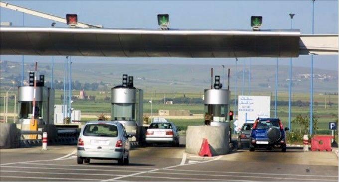 ADM met exceptionnellement en gratuité le tronçon d'autoroute Imntanout-Agadir, exclusivement pour les usagers déviés de la route nationale n°8. /DR